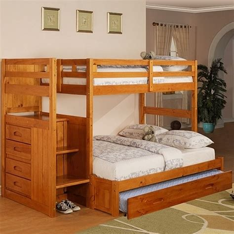 bunk beds with stairs finding the best bunk bed for your