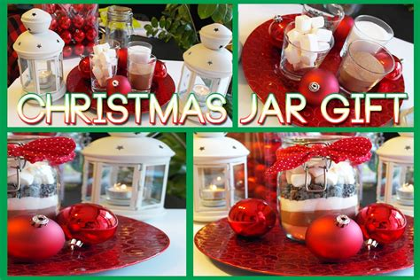 diy christmas gifts christmas jar diy gift ideas easy