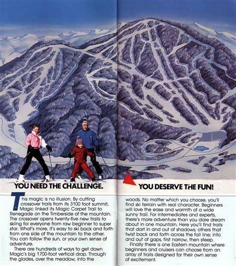 mountain vt magic mountain ski area vt bought by the anti vail snowbrains