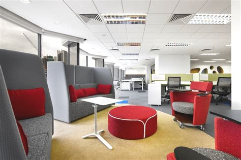 M M Office Interiors by Funky Office Design For Sherwin Williams Kuala Lumpur