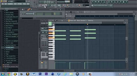 tutorial fl studio piano roll fl studio 11 tutorials for beginners 3 tools in piano