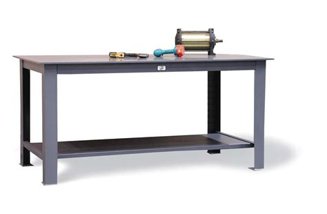 The Heavy Table by Strong Hold Products Heavy Duty Table With Half Inch