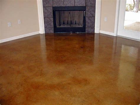 concrete polish stains epoxy overlays deck coating
