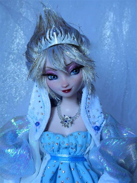 frozen wallpaper for sale disney frozen evil villain elsa ooak doll for sale by