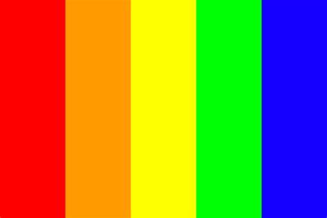rainbow color palette generic rainbow color palette