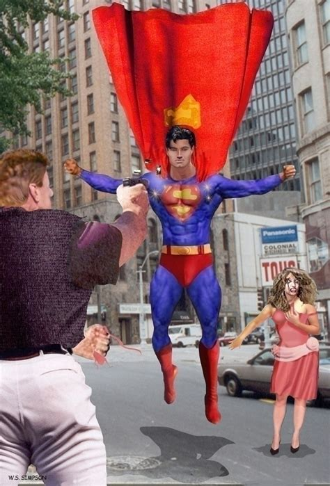 Its Superman To The Rescue 2 by Superman Fan Gallery