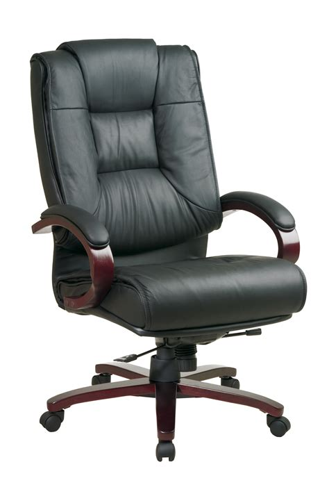 Executive Chair Office 8500 High Back Leather Executive Chair With