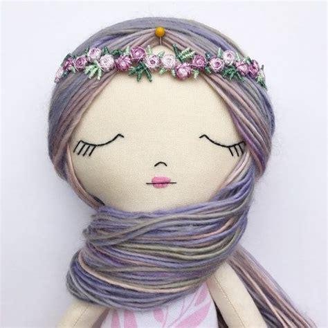 rag doll fabric rag doll fabric dolls heirloom doll cloth by