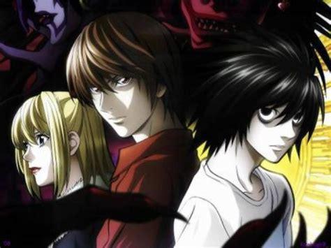 ranking de personajes del anime death note listas en