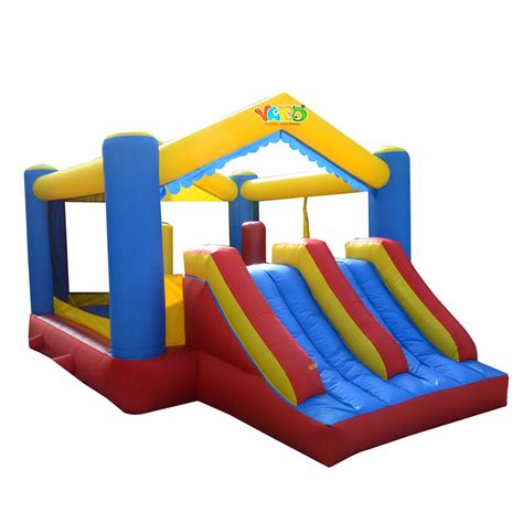 yard inflatable bouncer cheap commercial bounce houses for