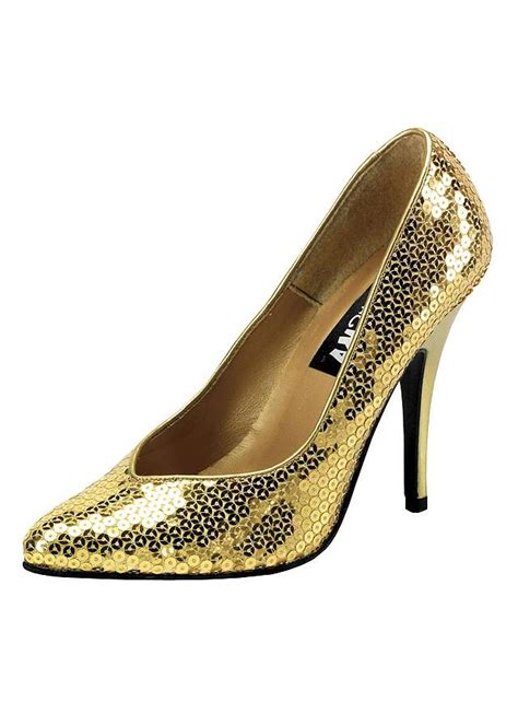 gold sequin shoes for sequin shoes gold maskworld