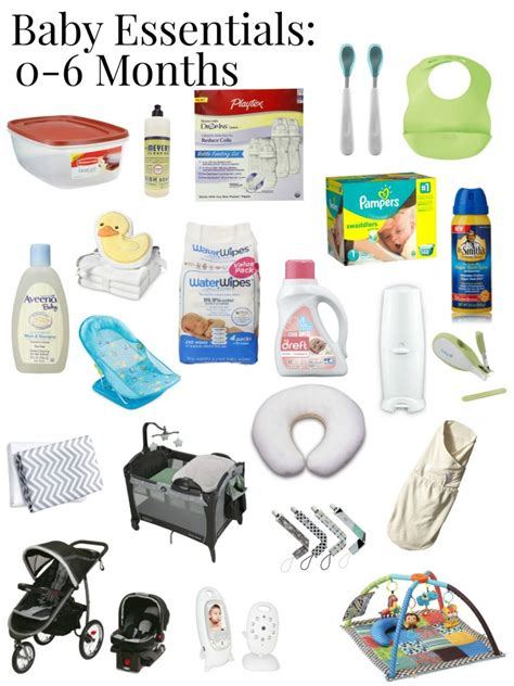 all baby stuff you need baby essentials 0 6 months designs