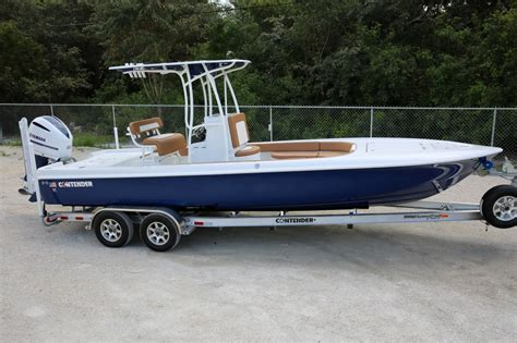 contender boats msrp 2016 contender 25 bay boat gtb edition 003 sold