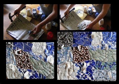 10 Things Made Of Ceramic - how to mosaic and make beautiful objects for home and