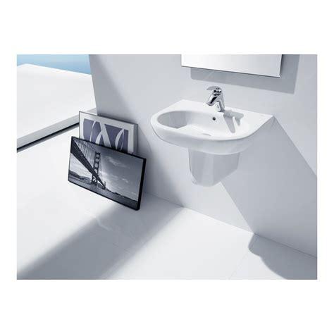 lavabos pedestal lavabo pedestal semipedestal meridian 650x460 roca