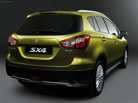 Crossover Suzuki 2014 Suzuki Sx4 Crossover 2014 Car Wallpapers 08 Of 132