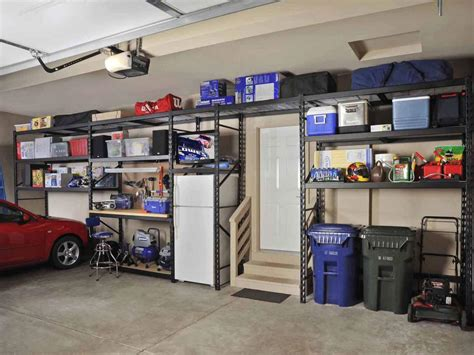 shelving ideas for every garage home remodeling ideas