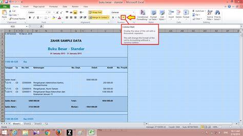 format excel ke export laporan ke excel format angka jadi terpisah pisah