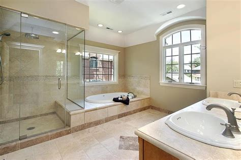 low profile bathtub 24 luxury master bathrooms with soaking tubs page 3 of 5