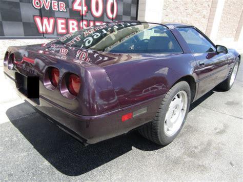 1992 chevrolet corvette 5 7l v8 6 speed manual power seat leather classic chevrolet corvette