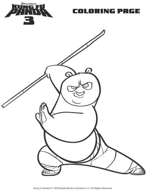 kung fu panda tigress coloring page likes this kung fu panda po coloring page likes this