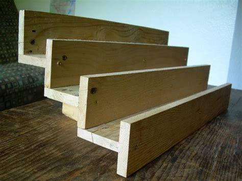Diy Wooden Spice Rack by Diy Spice Rack
