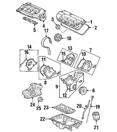 honda odyssey engine diagram engine camshaft timing camshaft timing front cover