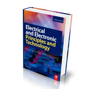 electrical  electronic principles  technology jhon bird  edition solutions manual