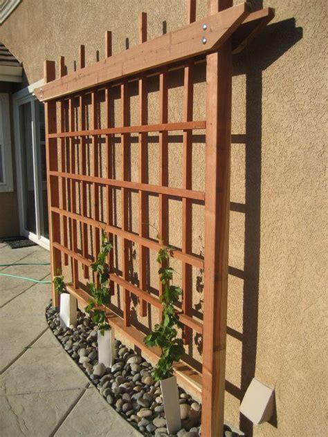 Wooden Wall Trellis 25 Best Ideas About Trellis Design On Trellis