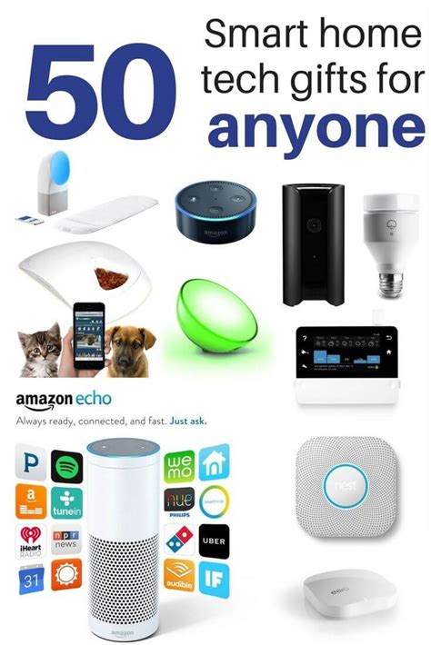 smart home ideas 2017 50 smart home gift ideas that anyone will love