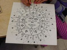 how to make an aztec calendar how to make an aztec calendar for for