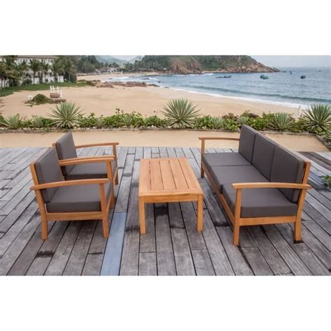 salon de jardin aluminium 421 table salon jardin pas cher trendy stunning la redoute