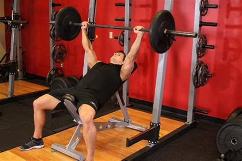 where to hold the bar for bench press chest workout incline bench press train body and mind