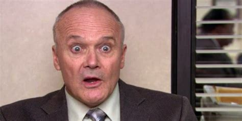 The Office It by College As Told By Creed Bratton From Quot The Office Quot