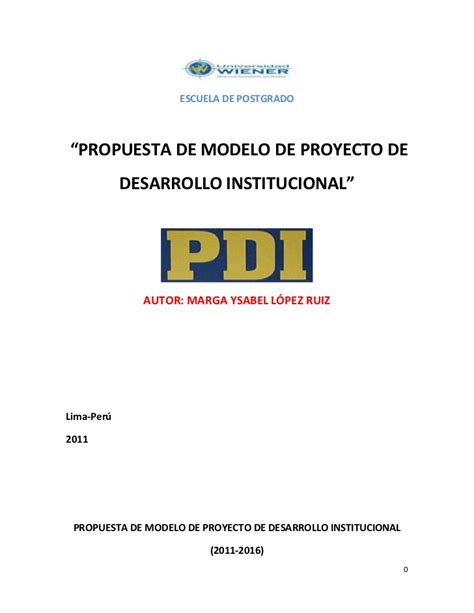 Modelo Curriculum Institucional Pasos Para Crear Un Proyecto Educativo Institucional The Knownledge