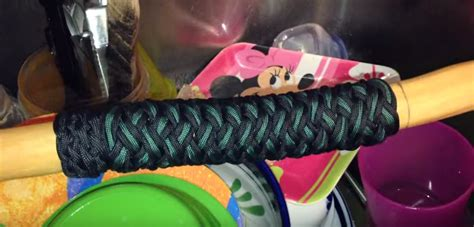 how to wrap a handle with paracord wrap it 5 ways to wrap a handle with paracord paracord