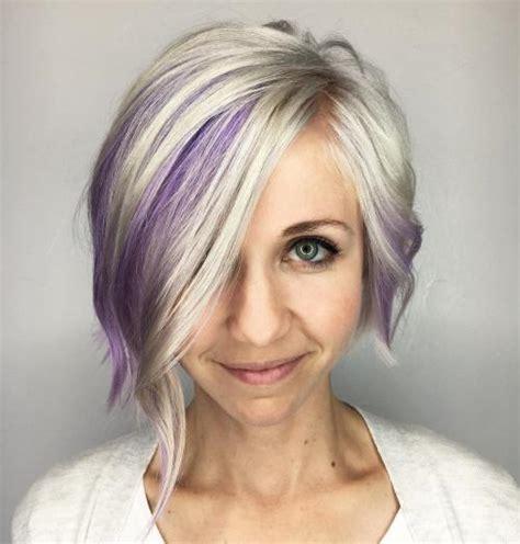 asymmetrical haircut on fine thin hair 100 mind blowing short hairstyles for fine hair
