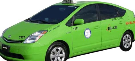 Green S Toyota Service Bell Cab Los Angeles Taxi Service Airport Taxi Santa