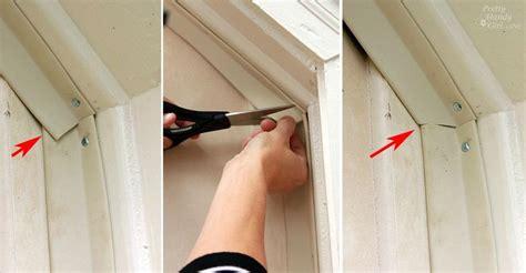 Wood Garage Door Weather Stripping 25 Best Ideas About Garage Door Weather Stripping On Garage Door Threshold Painted