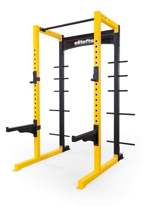 Fitness Gear Pro Half Rack For Sale by Elitefts Scholastic 3x3 Basic Half Rack
