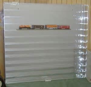 Model Train Display Cases   Greatdisplaycases.com