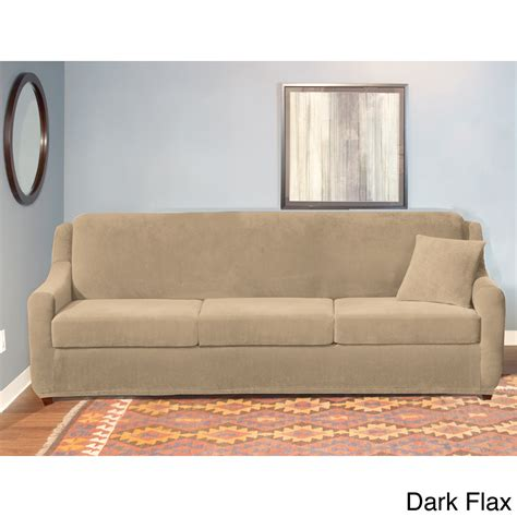 High Quality 3 Cushion Sofa Slipcover 7 Sleeper Sofa Slipcovers For Sleeper Sofa