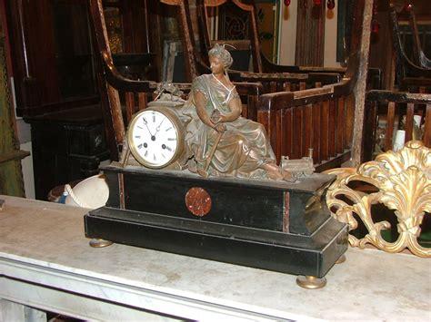 orologi da camino antichi orologio da camino epoca 900 antiquariato su anticoantico