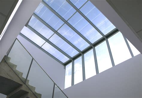 skylight curtain skyco skylights manufactures innovative green building