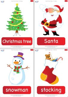 printable christmas flashcards super simple songs christmas complete flashcards