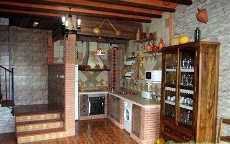 de  fotos  ideas de cocinas de obra  te van  encantar
