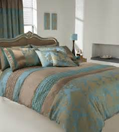Duvet Sets Uk Luxury Printed Duvet Cover Pillow Cases Set Teal Uk Ebay