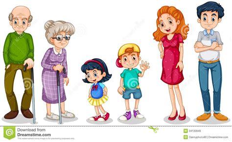 clipart famiglia remix of quot la familia vocabulario quot thinglink
