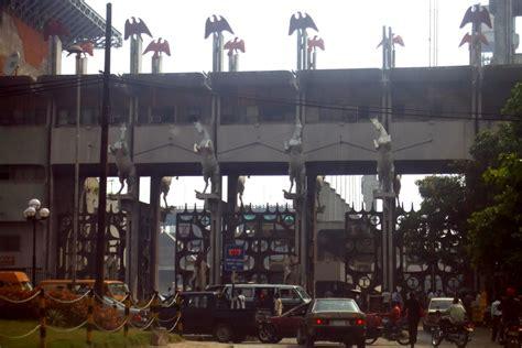 Panoramio - Photo of Tafawa Balewa Square - Lagos, Nigeria