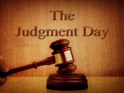 The Judgment judgment day for the republican as five states
